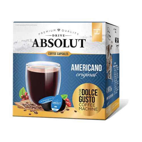 Капсулы ABSOLUT Americano Original
